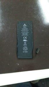 アイフォン6sバッテリー爆発