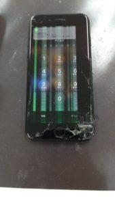 iPhone7液晶縦線