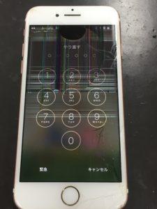 iPhone7液漏れ